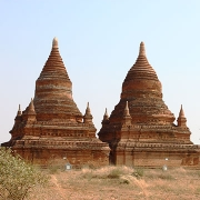 Les temples de Bagan