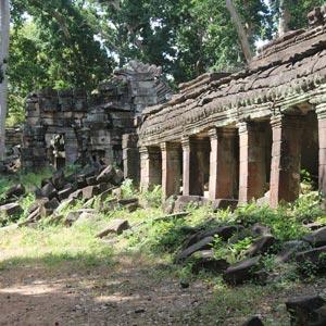 Banteay Chhmar, le petit Angkor
