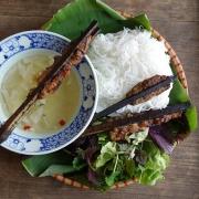 Le bun cha spécialité de Hanoi