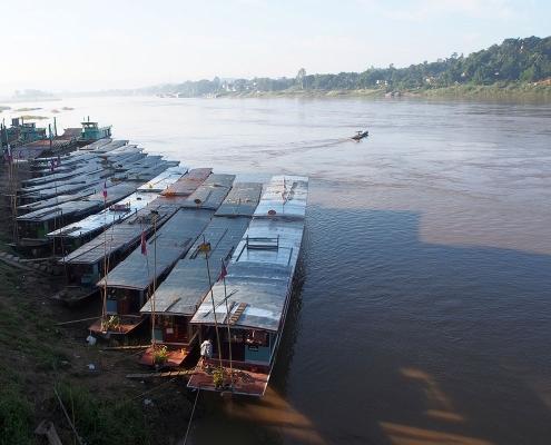 Embarcadère Huay Xai