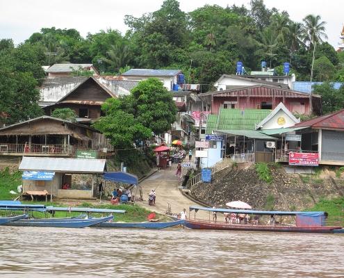 Debarcadère de Huay Xai
