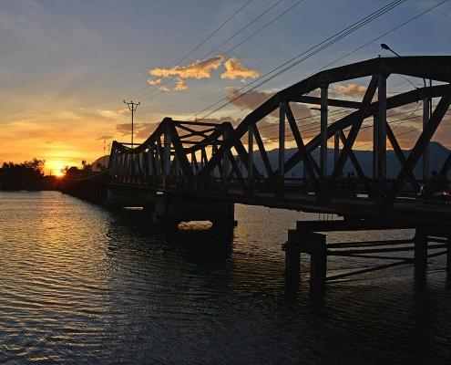 La ville de Kampot
