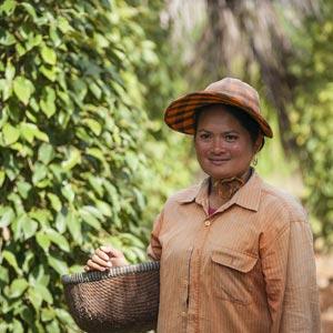Femme de Kampot