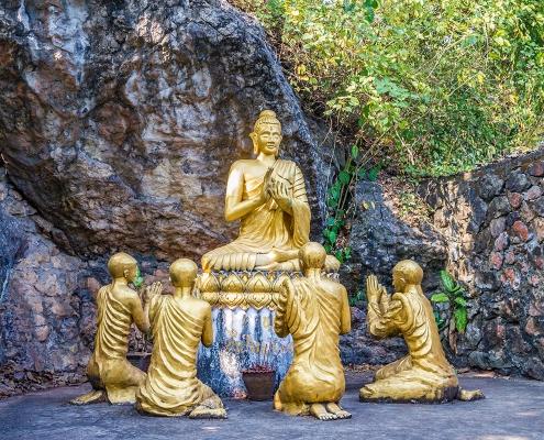 Spiritualité à Luang Prabang