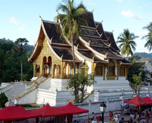 Temple de Luang Prabang