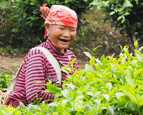 Femme de Mu Cang Chai