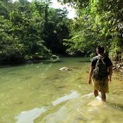 Trek dans la région de Ngoc Son Ngo Luong