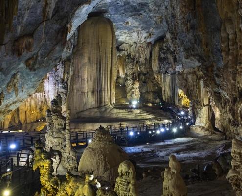 Le parc national de Phong Nha Ke Bang