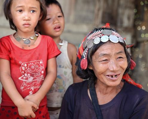 Femme de la région de Phongsaly