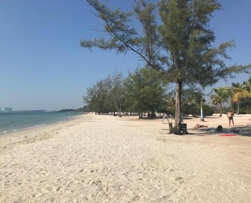 La ville de Sihanoukville