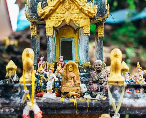 Spiritualité à Vientiane