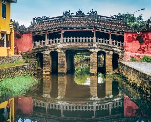 L'ancienne ville de Hoi An