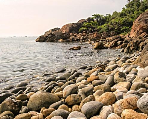 Les côtes de Quy Nhon