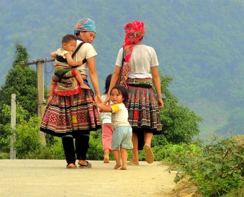 La communauté de Nghia Lo