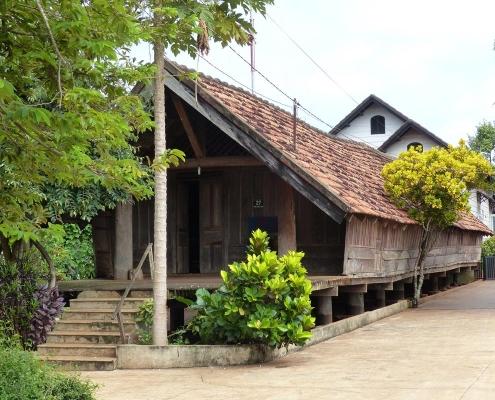 Ville de Buon Ma Thuot