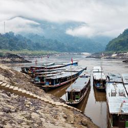 Embarcadère de Pakbeng