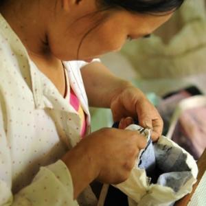 Rencontre avec les Hmong Bleu avec Carnets d'Asie