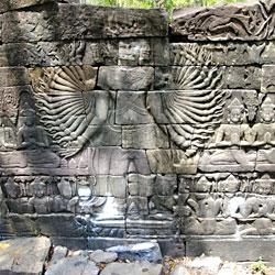 Banteay Chhmar au Cambodge avec Carnets d'Asie