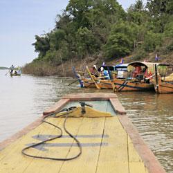 Kratie au Cambodge avec Carnets d'Asie