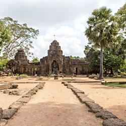 Temple Ta Prohm, Tonlé Bati