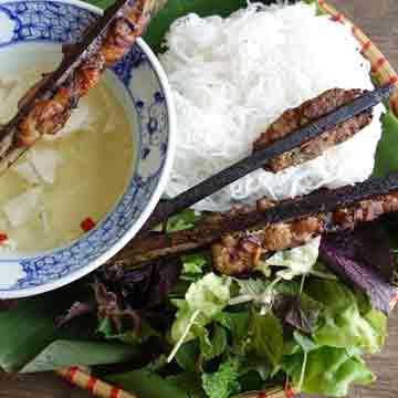 Cours de cuisine à Hanoi avec Carnets d'Asie