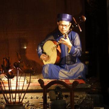 Concert de musique traditionnelle avec Carnets d'Asie