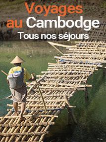 Découvrir nos séjours au Cambodge avec Carnets d'Asie