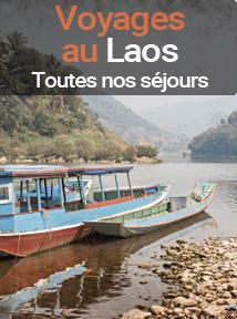 Tous nos séjours au Laos
