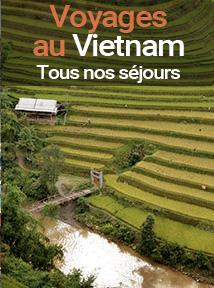 Tous nos voyages au Vietnam