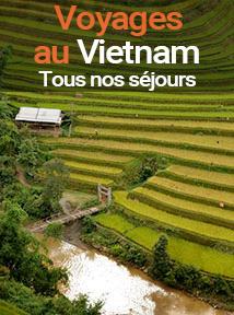 Tous nos séjours au Vietnam avec Carnets d'Asie