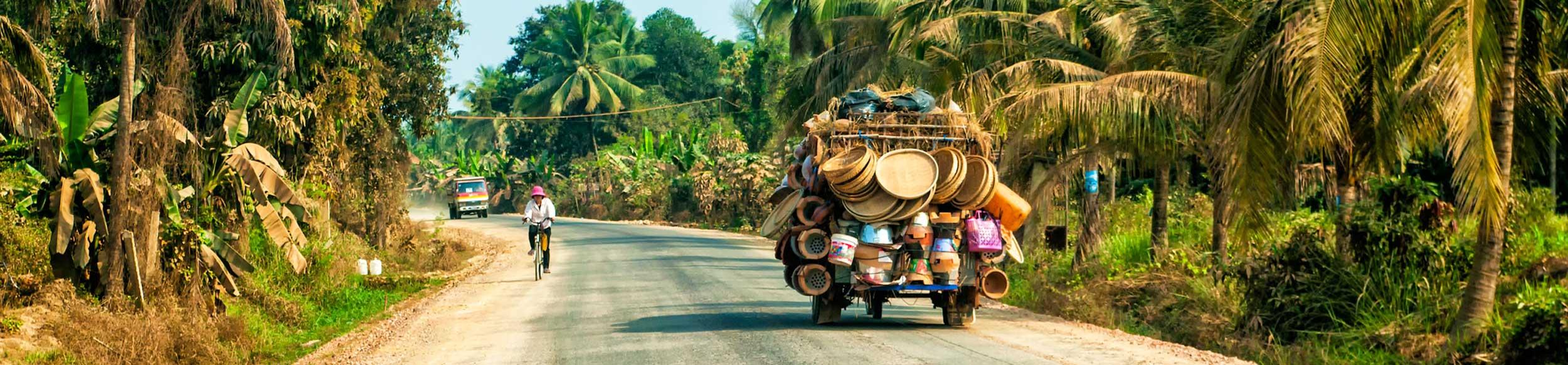 Découvrir Battambang au Cambodge avec Carnets d'Asie