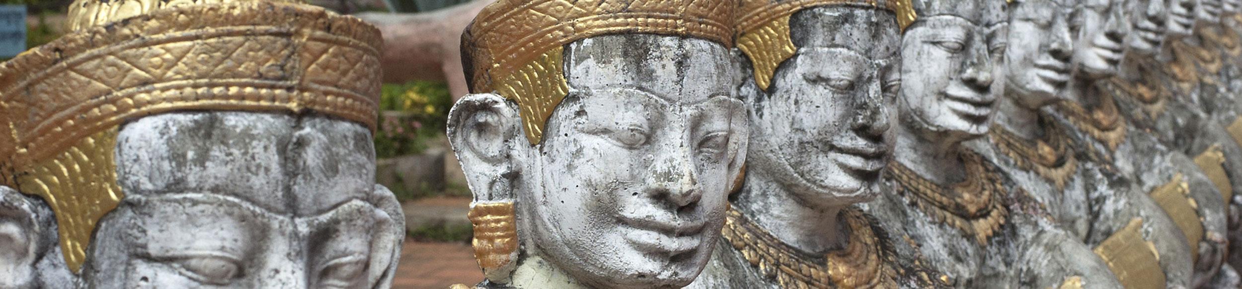 Découvrir Kampong Cham au Cambodge avec Carnets d'Asie