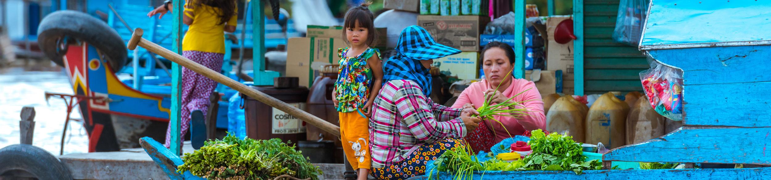 Kampong Chhnang au Cambodge avec Carnet d'Asie