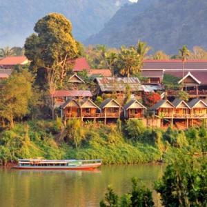 Découvrir Nong Khiaw au Laos avec Carnets d'Asie