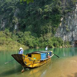 Les grottes de Phong Nha Ke Bang