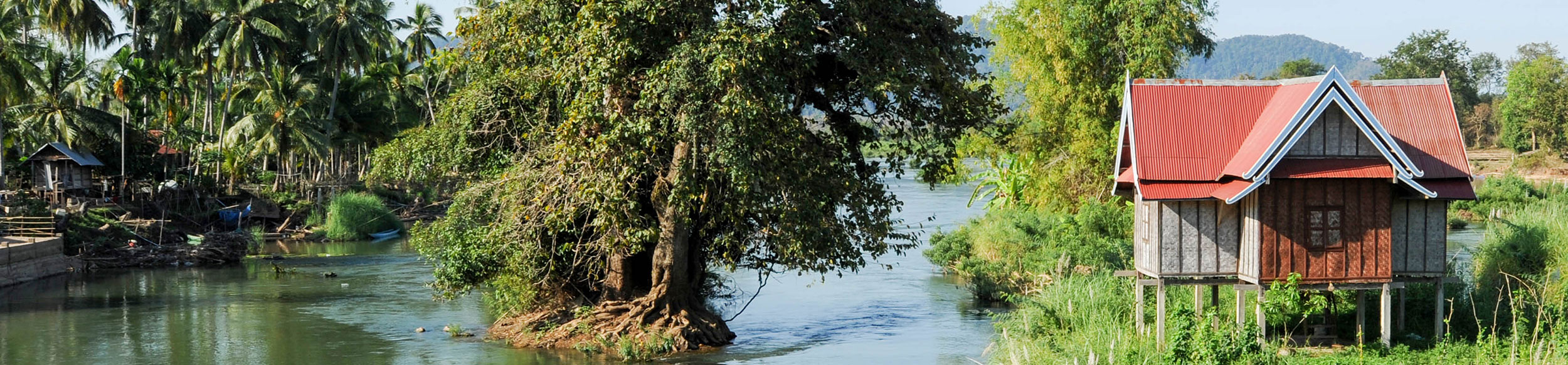 Découvrir les 4000 îles avec Carnets d'Asie