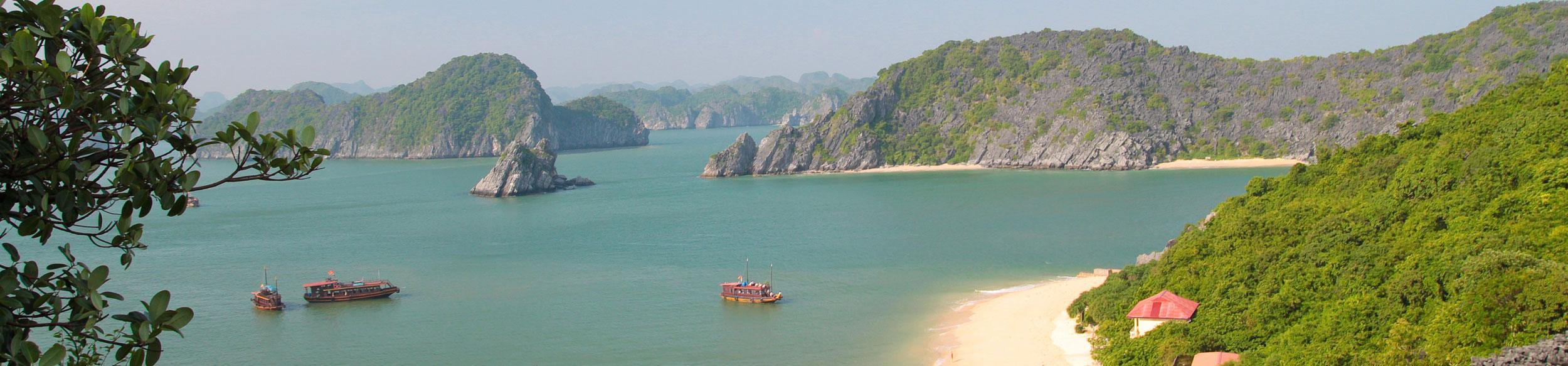 Découvrir la baie d'halong avec Carnets d'Asie