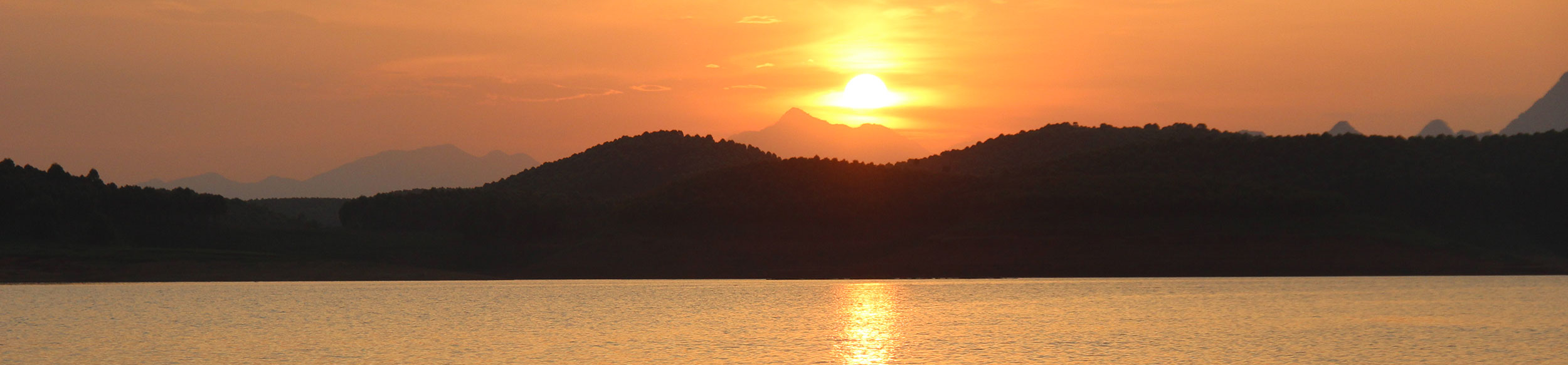 le lac Thac Ba avec Carnets d'Asie