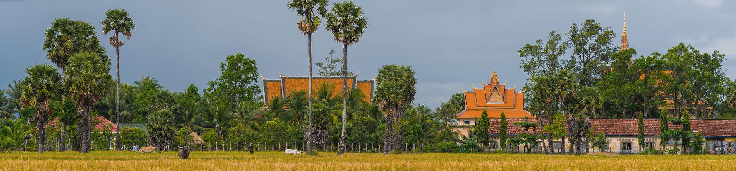 Découvrir Kampot avec Carnets d'Asie