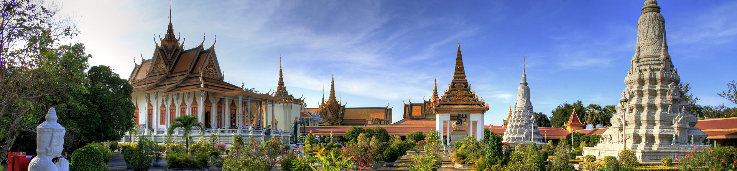 Visiter Phnom Penh avec Carnets d'Asie
