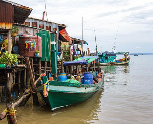 Voyager à Sihanoukville avec Carnets d'Asie