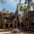 Siem Reap et les légendaires temples d'Angkor