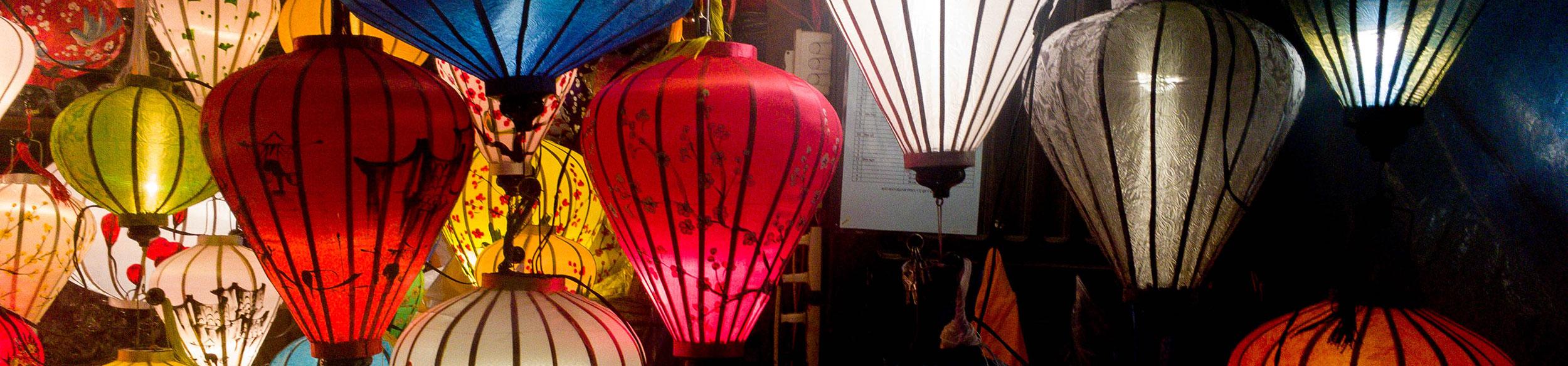 Lanterne de Hoi An
