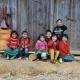 Des enfants rencontrés lors d'une balade à moto à Bac Ha