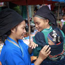 Ethnies dans la province de Ha Giang