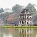 Lac Hoan Kiem de Hanoi