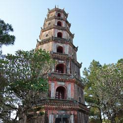 Pagode de la dame céleste à Hué