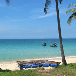 île balnéaire de Phu Quoc au Vietnam