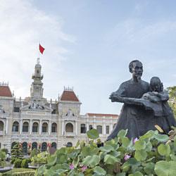 Hôtel de ville de Saigon