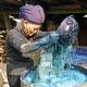 Préparation de la teinture indigo au Vietnam